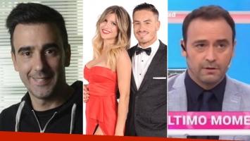 Revelaron que Federico Hoppe habría confirmado la infidelidad de Laurita Fernández y Federico Bal