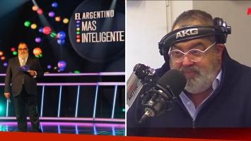 Jorge Lanata habló del fracaso de El Argentino Más Inteligente
