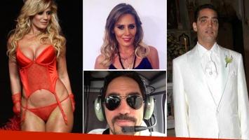 Rocío Marengo y Eduardo Fort están en pareja. (Foto: Web)
