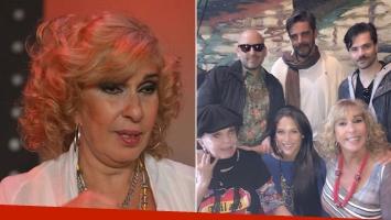Georgina Barbarossa no será parte de Coqueluche (Foto: web)