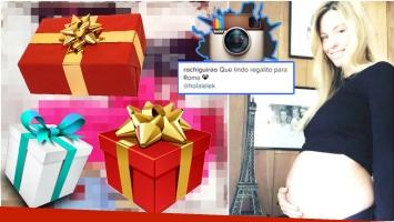 El tierno regalo para la hija de Rocío Guirao Diaz (Fotos: Instagram)