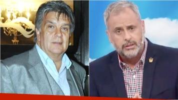 Ventura criticó a Jorge Rial por publicar la lista de los ganadores del Martín Fierro 2016. Foto: Web