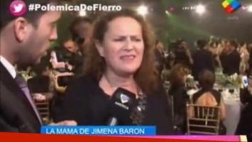 La mamá de Jimena Barón habló de la relación de su hija con Daniel Osvaldo.
