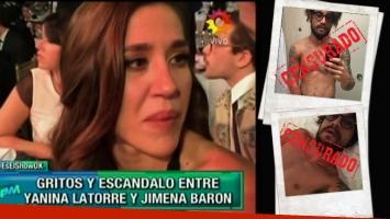 Jimena Barón habló del escándalo de las fotos hot de Daniel Osvaldo.