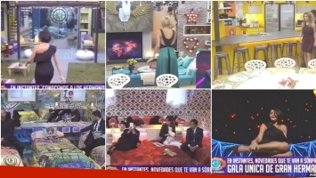 Conocé la casa de Gran Hermano 2016 (Fotos: Captura)