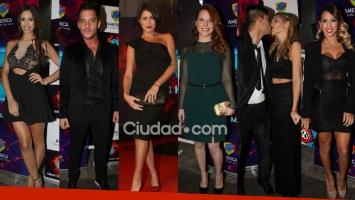 Todos los looks de los famosos y los participantes en la gala de GH 2016