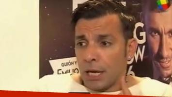 Martín Bossi habló de la citación a declarar por el caso Bal-Vélez.