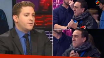 Jonatan Viale habló de la irrupción del actor de Mi cuñado en el piso de Intratables (Foto: web)