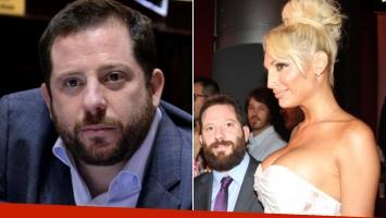 José Ottavis respondió a las acusaciones del entorno de Vicky Xipolitakis. Fotos: Web.