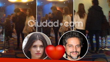 Joaquín Furriel y Eva de Dominici ya no ocultan su amor. (Foto: Ciudad.com)