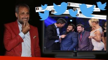Jorge Rial sobre la visita de Ottavis a ShowMatch (Foto: web y Twitter)