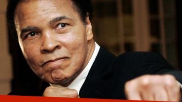 A los 74 años murió Muhammad Ali (Foto: web)