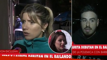 Laurita Fernández habló de la renuncia de Barbie Vélez a Bailando 2016
