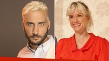 Luciano Cáceres presenta Pieza Plástica y Brenda Gandini sale a escena (Foto: web y prensa)