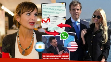 De Brito mostró supuestos mails en los que Granata le pedía ayuda económica a Redrado… ¡y Amalia salió en vivo furiosa!