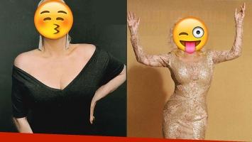 La famosa que bajó ocho kilos y reveló su secreto. Fotos: revista Caras.