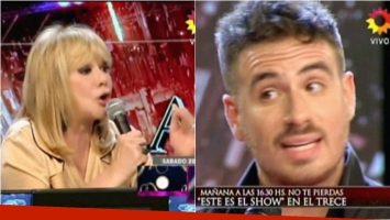 Fede Bal y Laurita Fernández respondieron en ShowMatch. Foto: Captura
