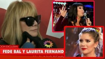 Soledad Silveyra, molesta con Moria por decirle 'zorra' a Laurita Fernández (Foto: web)