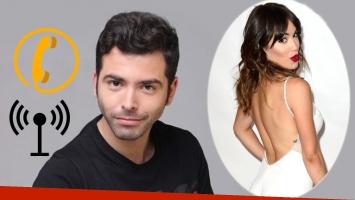 Nazareno Casero y el rumor de romance con Lali (Foto: web)