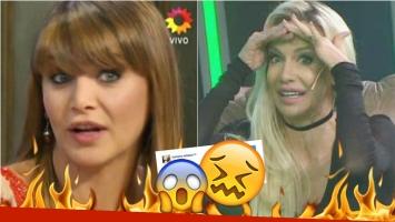 Granata criticó a Luciana Salazar y ella le respondió en Twitter. Foto: Web/ Captura