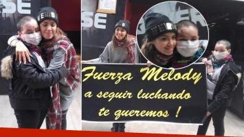 Lali Espósito sorprendió a una nena de 12 años y le cumplió el sueño de su vida.  (Foto: Web)