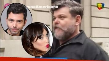 Alfredo Casero habló de los rumores de romance de Nazareno y Lali Espósito (Foto: web)