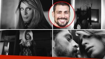 Cauã Reymond se disfrazó de travesti para un videoclip