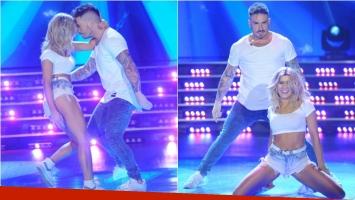 Fede Bal y Laurita la rompieron con su cumbia pop en ShowMatch. Foto: Ideas del sur