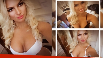 Las fotos súper sexies de Ailén Bechara en ropa interior (Foto: Instagram)