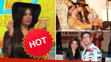 Las revelaciones hot de Mimi con Luciano el Tirri en Intrusos