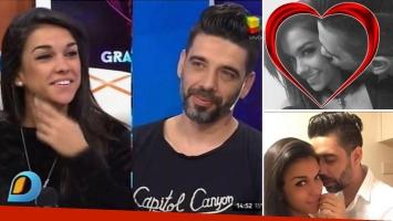 ¡Amor confirmadísimo! Cynthia Aller y Lucas Tisera blanquearon su romance en Intrusos