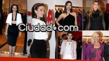 Natalia Oreiro, sigue apostando a la moda (Foto: Movilpress)