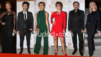Los looks de las celebrities en la gala del Hospital de Niños en el teatro Colón.
