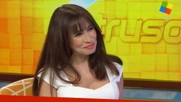 Marixa Balli contó que salió con Rodrigo y Tinelli a la vez, y a quién eligió