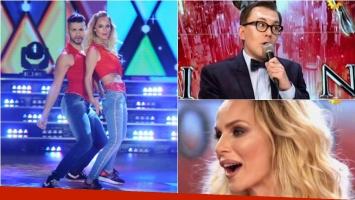 La fallida cumbia pop de Sabrina Rojas en ShowMatch. Foto: Captura/ Ideas del sur