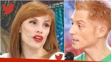 El enojo de Martín Liberman con Connie Ansaldi en ShowMatch (Fotos: Web y Captura)