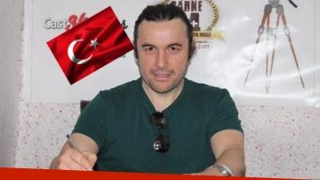 El dolor de Ergün Demir por el atentado terrorista en Estambul. (Foto: web)