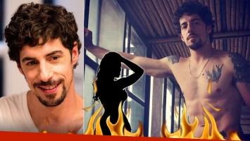 Esteban Lamothe y una confesión sin filtro sobre su debut sexual (Foto: Instagram y web)