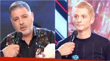 Fabián Doman habló en ShowMatch de su pelea con Martín Líberman. Foto: Captura