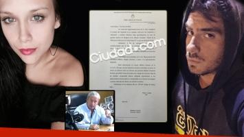 La fiscal imputó a Bal en el delito de lesiones dolosas agravadas por el vínculo (Foto: web y Ciudad.com)