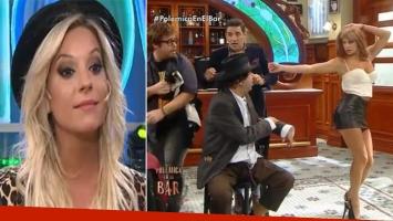 Noelia Marzol habló de su desvinculación de Polémica en el bar. Fotos: Web.