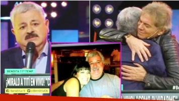 Conmovedor homenaje de Tití Fernández a dos años de la muerte de su hija (Fotos: Captura)