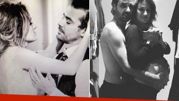 La foto tierna de Paula y Pedro en Instagram.