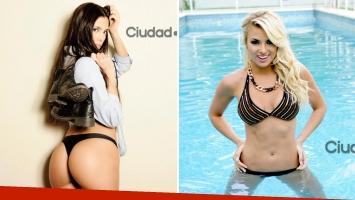 Maypi Delgado y Ailén Bechara, ¿algo más que amigas? (Foto: Ciudad.com)
