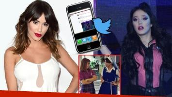 Ángela Torres fue criticada por las fans de Lali Espósito y les respondió (Foto: Web y Twitter)