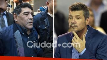 El Diez habló con Alejandro Fantino en radio La Red y criticó con dureza al conductor de ShowMatch.