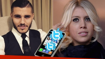 Mauro Icardi no sigue a Wanda Nara en las redes sociales (Foto: web)