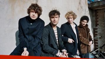 The Kooks, banda británica confirmada para el Personal Fest 2016. (Foto: Web)