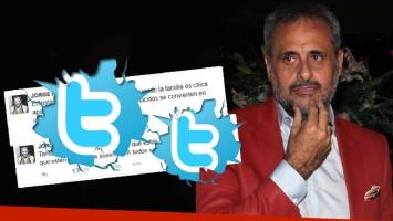 Los sugerentes tweets de Rial a un día de la operación de su hija (Foto: Twitter y Web)