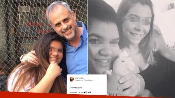 Morena Rial anunció que recibió el alta tras la operación (Foto: Web e Instagram)